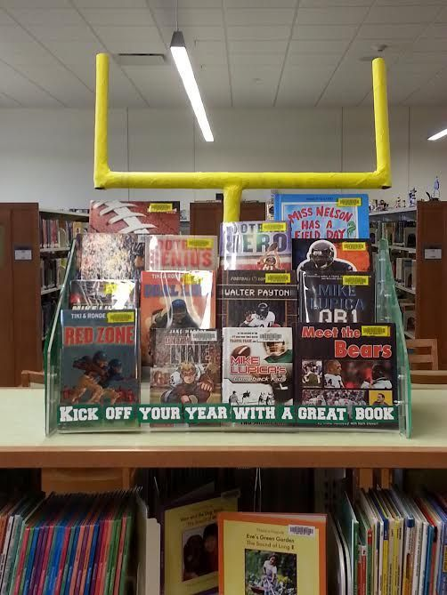 fantasy book display - Google Search | Library Displays ...