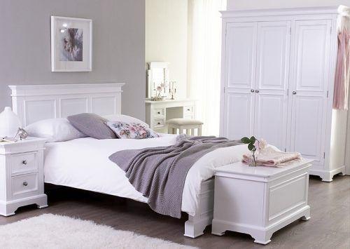 White Furniture In Bedroom