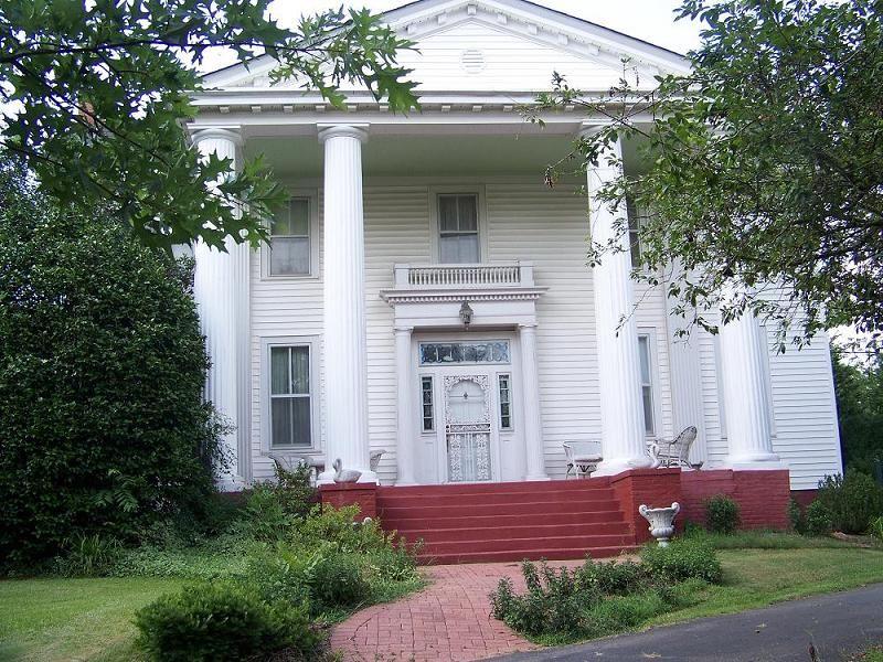1843 Greek Revival CEDARHILL in