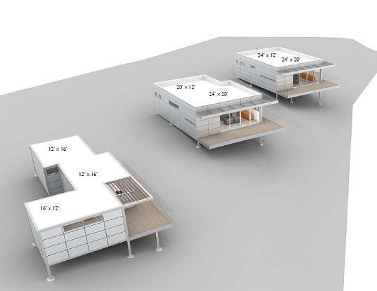Asul S Modern Prefab Housing System Achieves Sq Foot