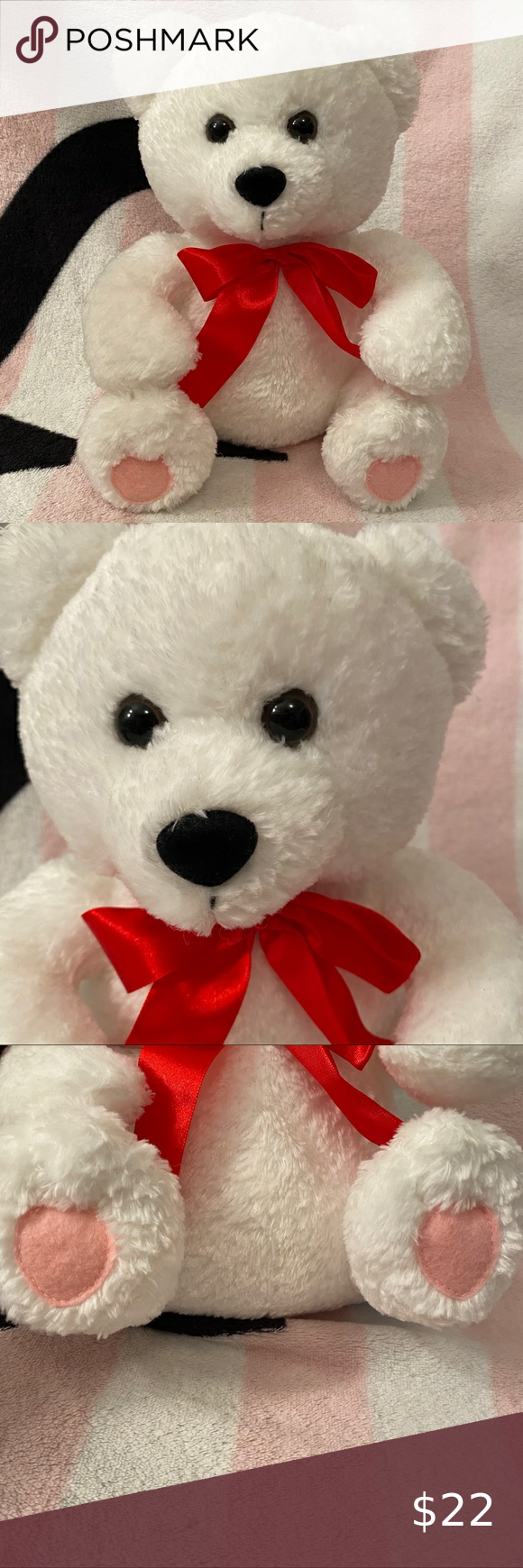 Kids Of America Corp. Stuffed Animal Teddy Bear Kids Of