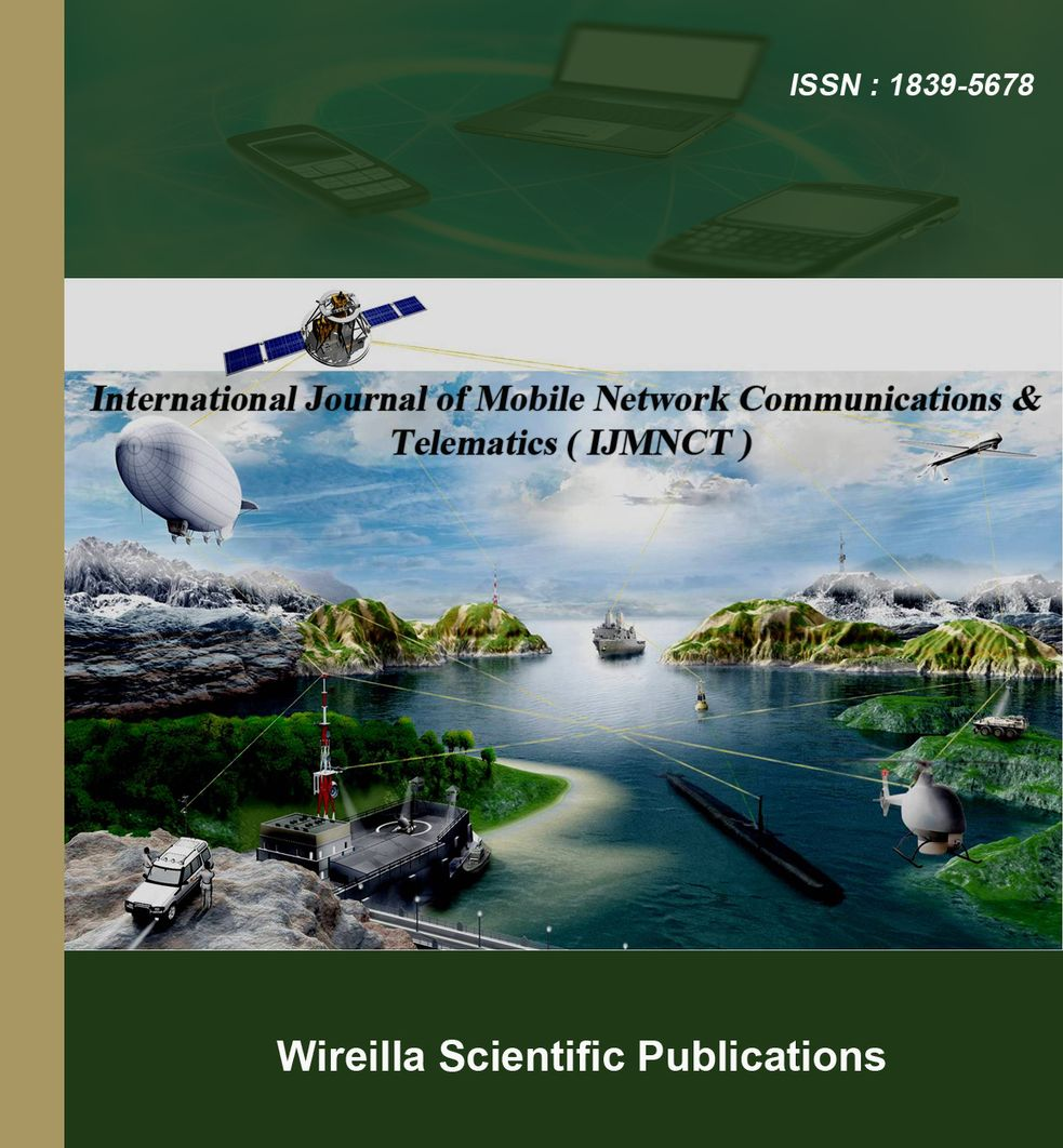 International Journal Of Mobile Network Communications