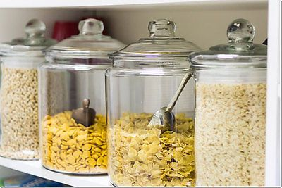 Five Simple Pantry Organization Ideas DIY Home Decor Pinterest