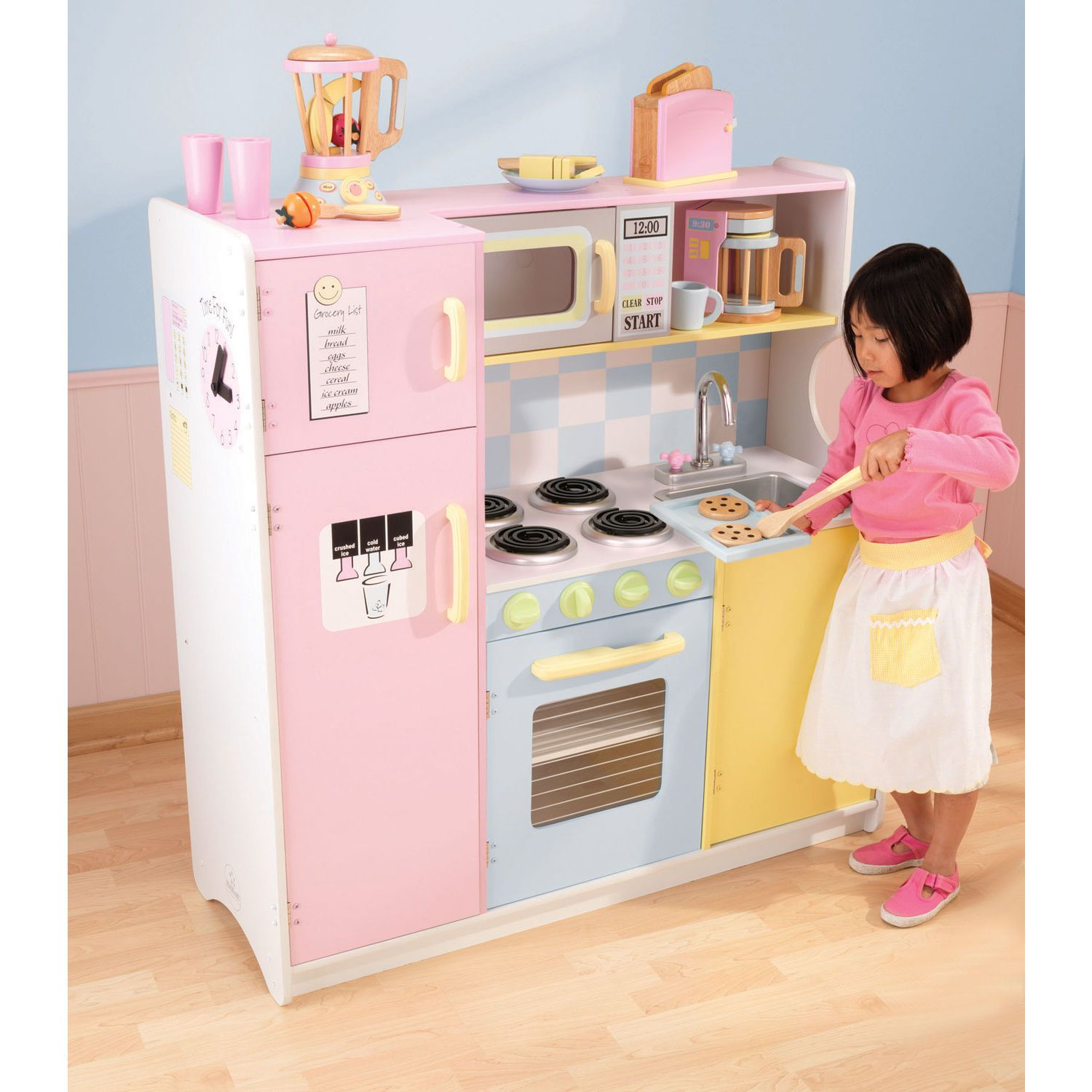 Kidkraft Küche Pastell 169 Pastel Play Kitchen Playroom Pinterest Kitchen