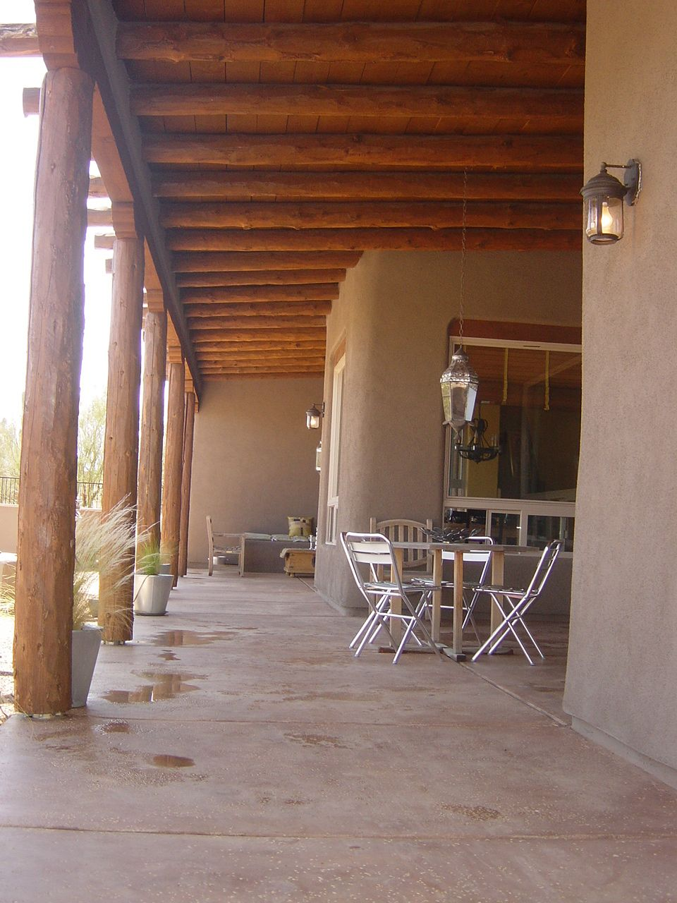 Santa festyle rear porch in tucson az places i have lived or