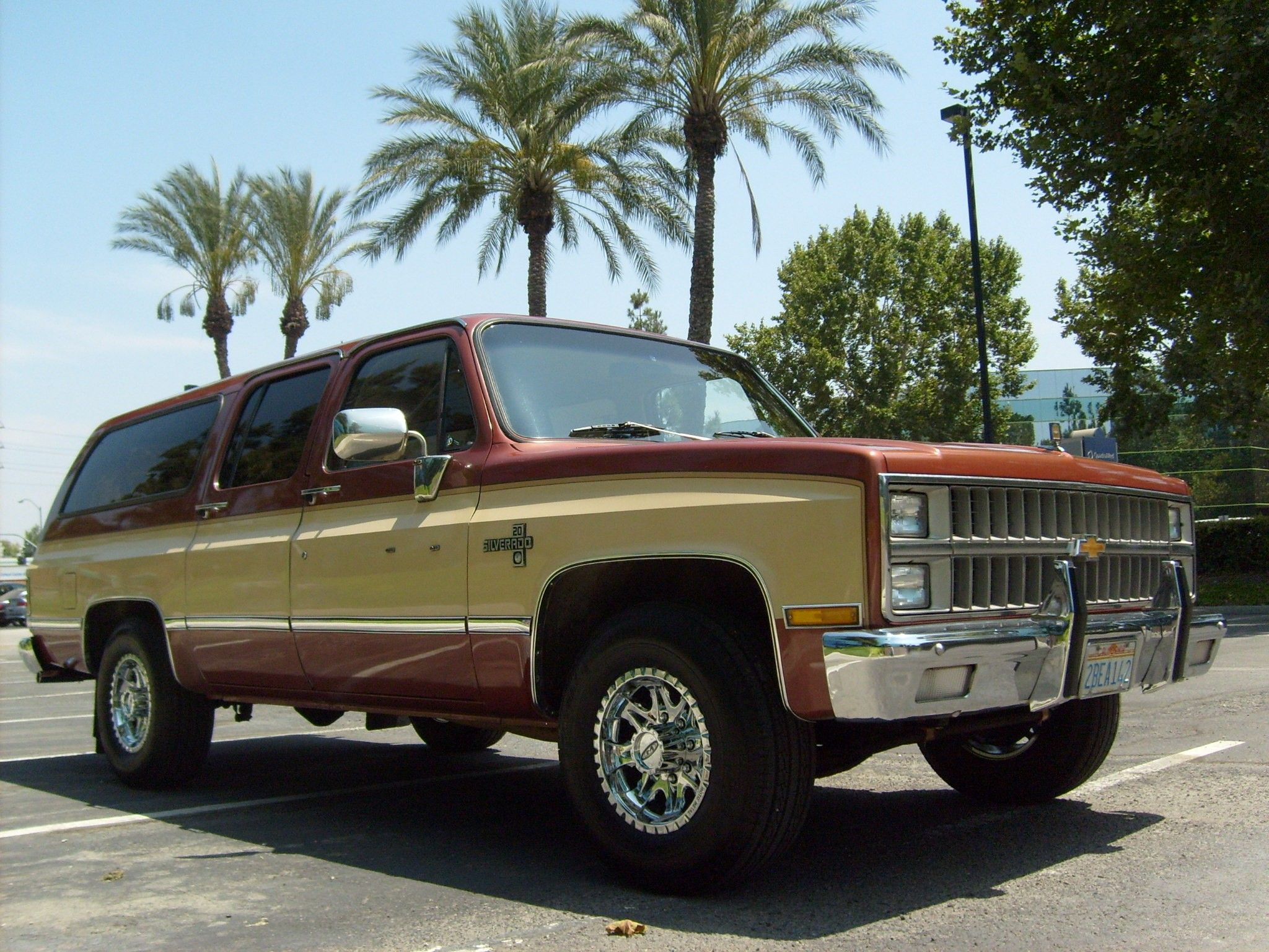 1982 Chevrolet Suburban Chevrolet Suburban Ford Excursion
