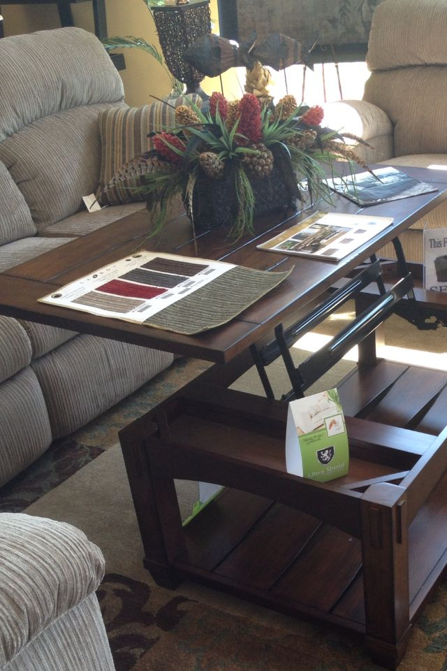 Lift Top Coffee Table Pull Out Coffee Table Lazy Boy Furniture Livingroom Love Pinterest