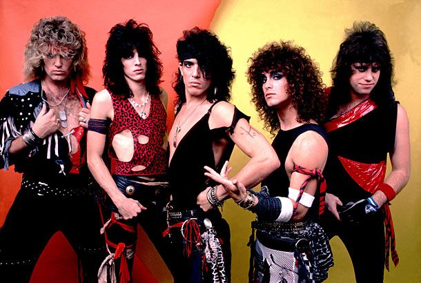 The Fug Girls Look Back At Eighties Hair Band Style Hair Metal Bands 80s Hair Metal 80s Hair Bands
