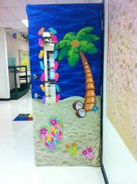 Image result for surfer classroom door decoration