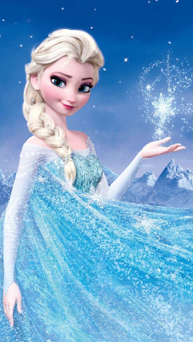 Elsa Wallpaper For Iphone Frozen Disney Photos Free To Download