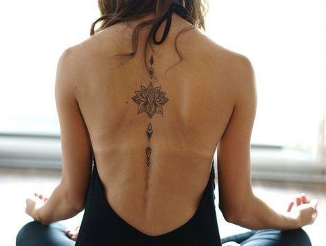 ▷ 1001+ faszinierende Ideen für weibliche Rücken Tattoos