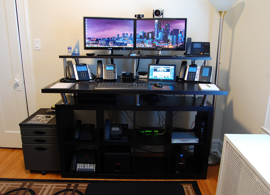 Best Ikea Standing Desk Hack In 2020 Standing Desk Hack Ikea Standing Desk Standing Desk Office