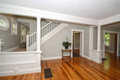 Storied Homes Interior Paint Color Sherwin Williams