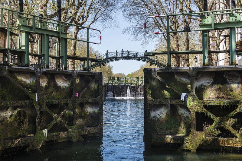 Canal Saint-Martin (Emilie Chaix/Mairie de Paris)