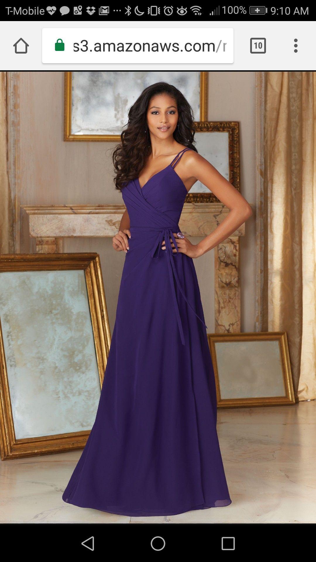 Green bridesmaids dress  Pin by Jessica Jenkins on Purple Wedding  Pinterest  Purple