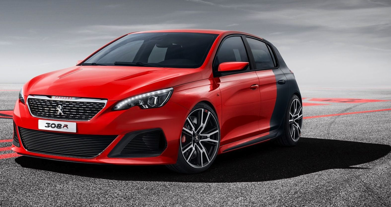 Peugeot 308 Gti Confirmed 199kw Hot Hatch On The Cards Photos