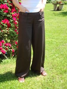 pantalon bouffant