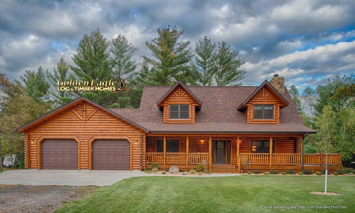 Golden Eagle Log And Timber Homes Plans Pricing Plan Details Modified Northern Eagle 1897al Log Home Designs Timber House Log Home Plans