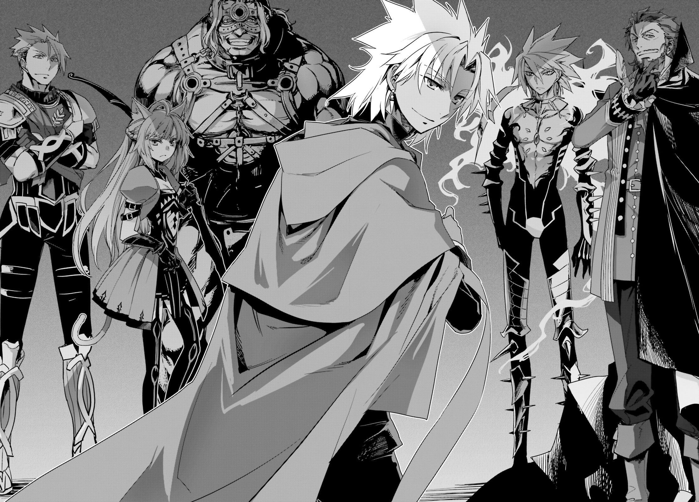 fate manga