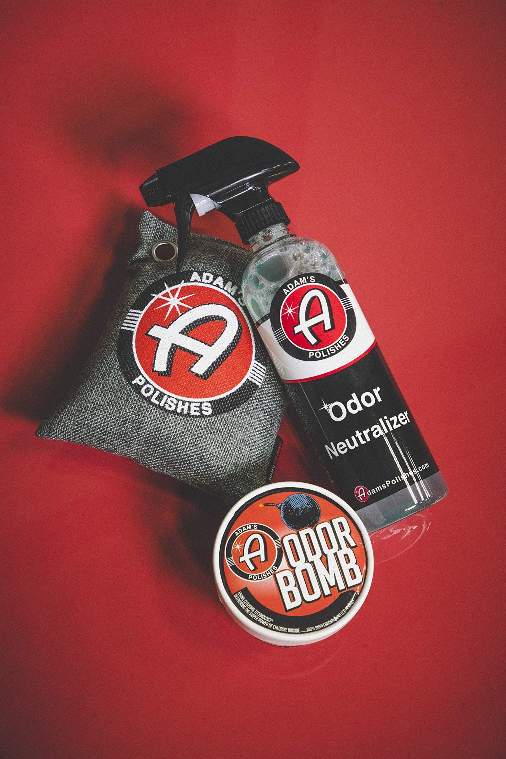 Adams Odor Eliminator Bag 500g Natural Premium Charcoal