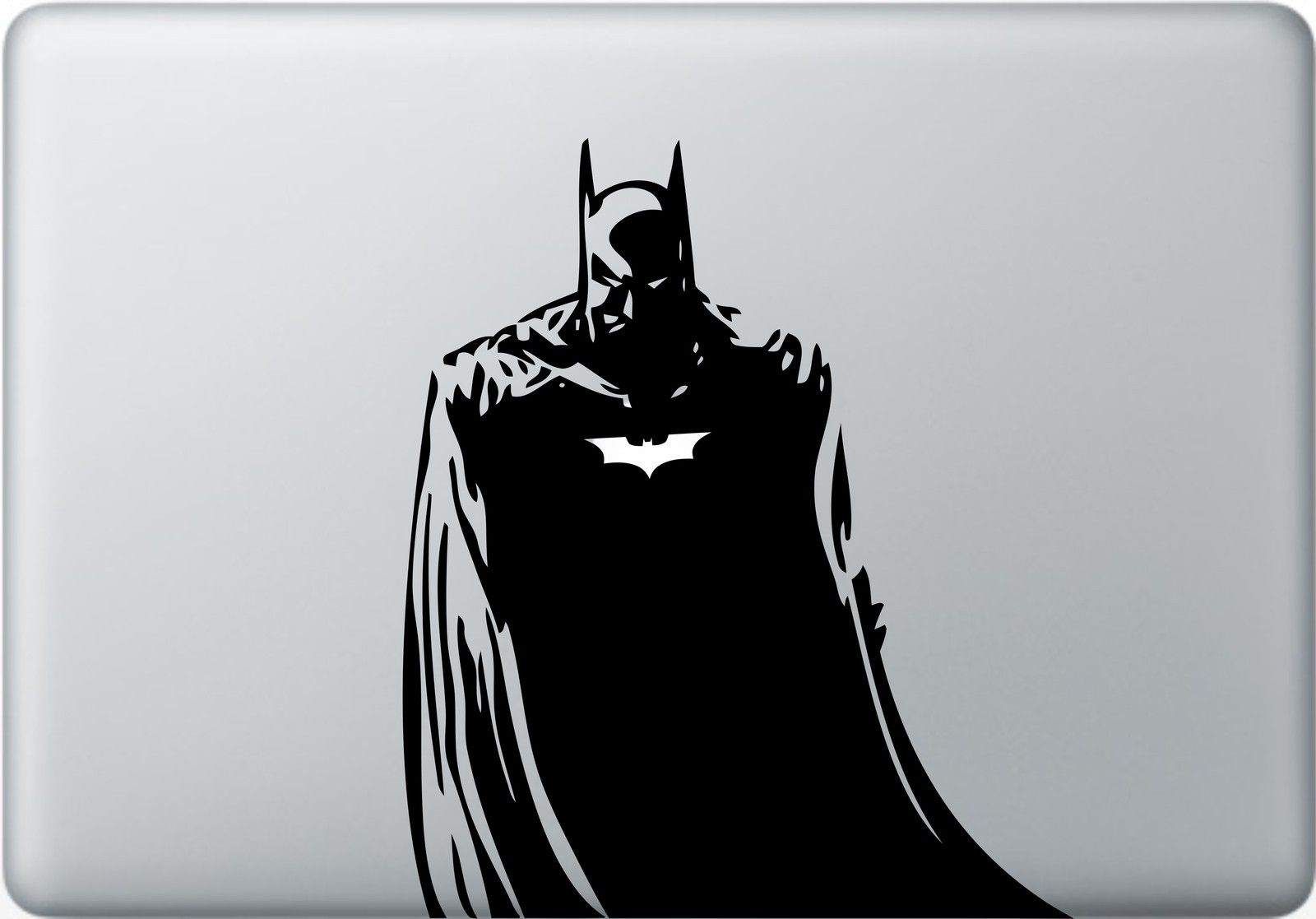 Batman Macbook Sticker Qrioh Macbook Decals Pinterest - Batman vinyl decal stickers