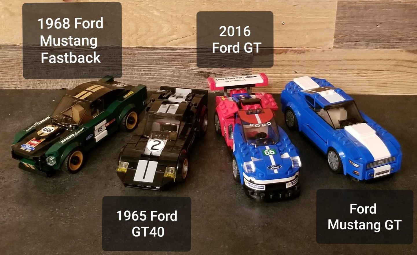 Lego Speed Champions set's (With images) Ford gt, Ford