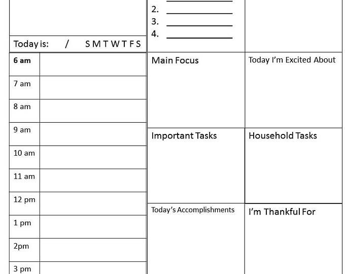 More From Schedule Task Calendar Template Planner Free Blank Ms