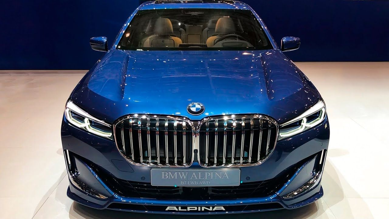 2020 Bmw Alpina B7 Is The Fastest 7 Series You Can Buy With