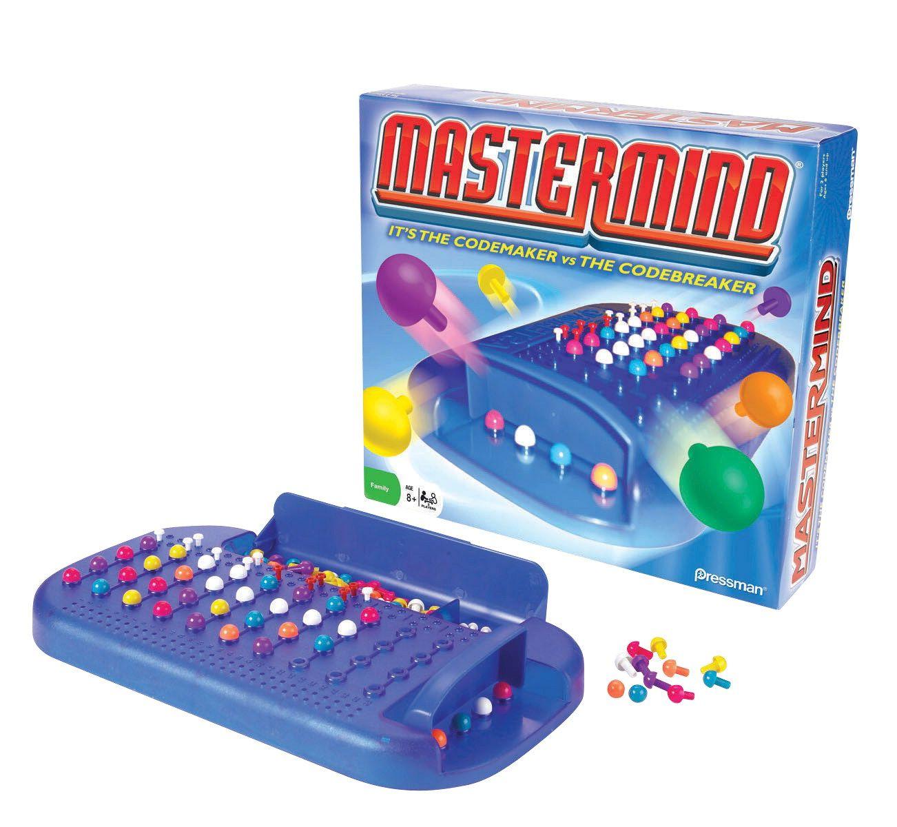 Educational Games for Kids - 369027 - Pressman Mastermind Game