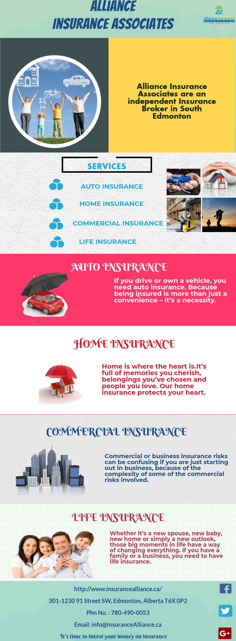 Find Best Insurance Company In Edmonton Before You Subscribe An