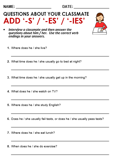Picture | English Language | Pinterest | English, Worksheets and ...