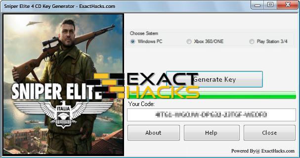 download game sniper elite 4 pc
