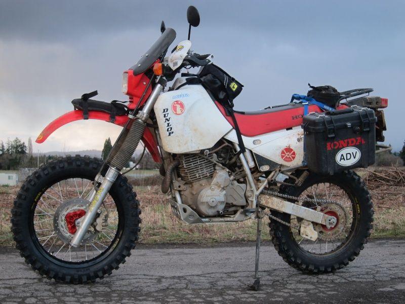 2007 Xr650l Adventure Motorcycles Pinterest Honda Dirt
