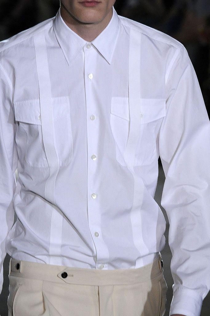 Dries Van Noten Spring 2011 Menswear - Details - Gallery - Style.com