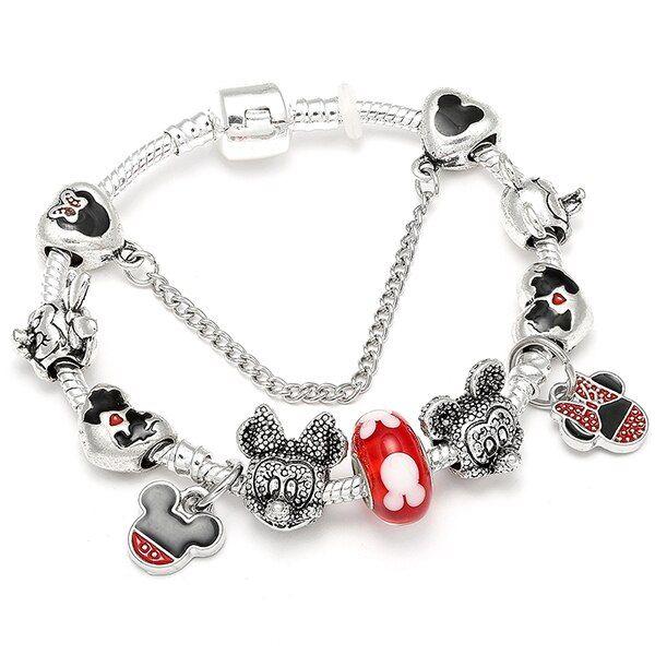 bracelet pandora femme mickey