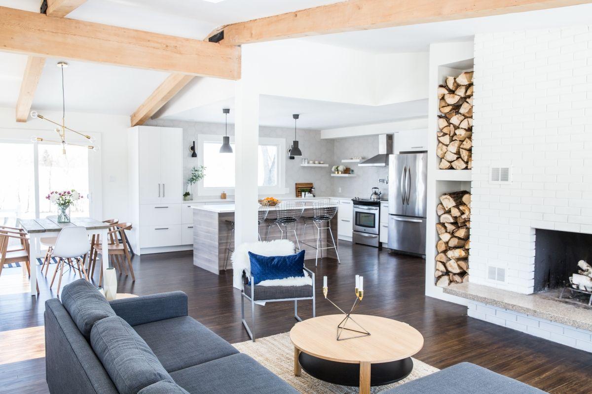 reimagine designs glengarry remodel house interior house