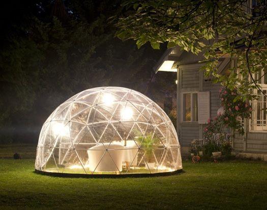 Garden Igloo - Une serre design pour votre jardin | Vert | Abri de ...
