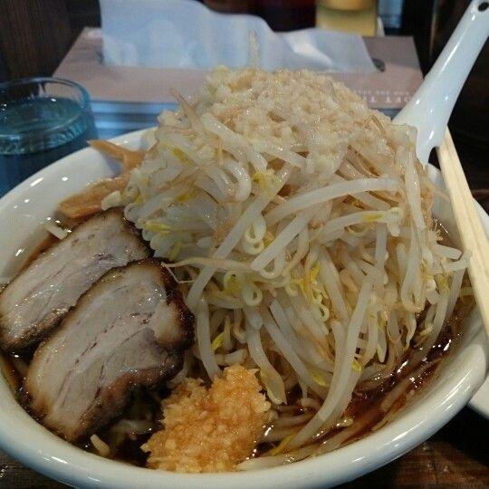 Gokai Ramen Shinsoba Shinagawa Food Pork Ramen