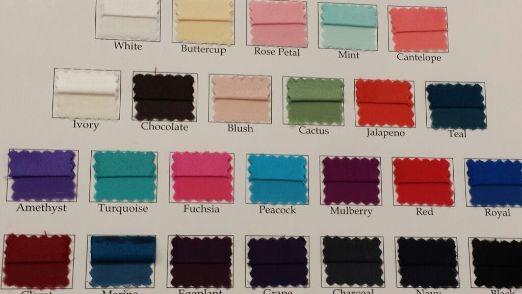 Color Swatch For Mori Lee Dress Dress Is In Blush Color