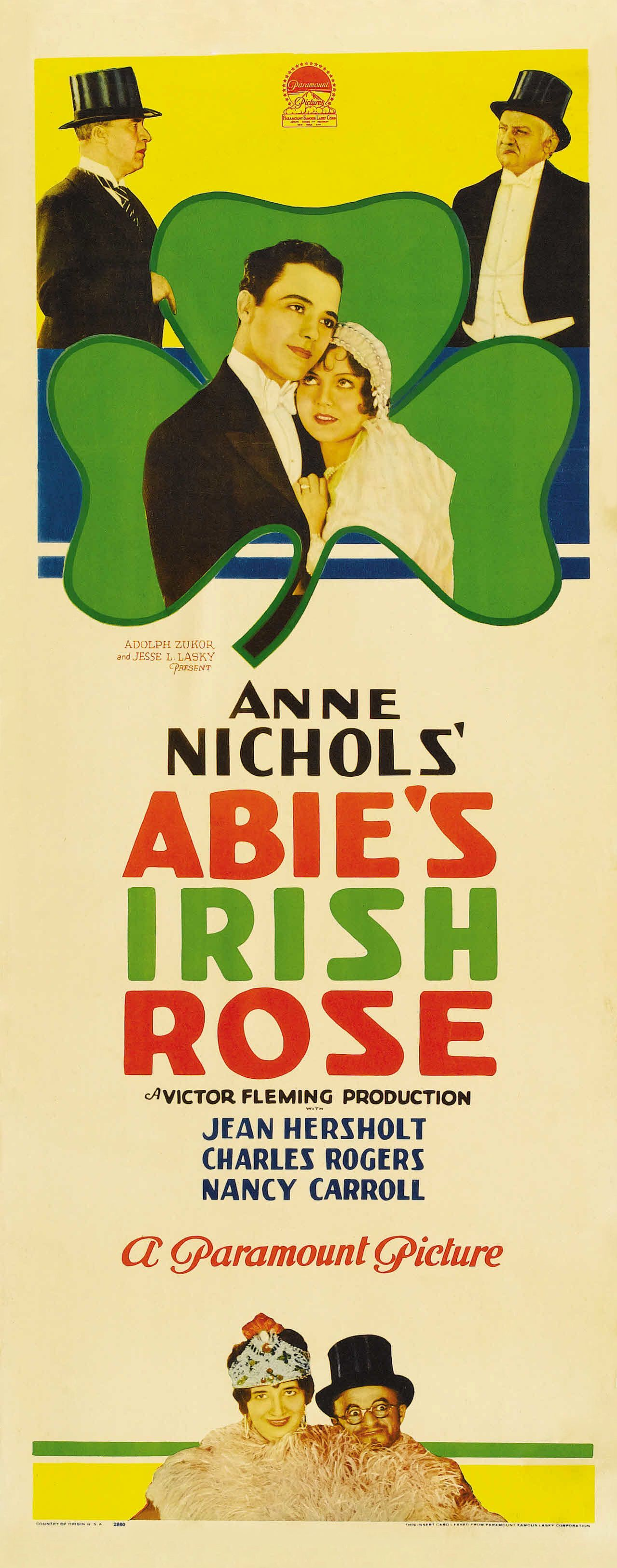 Watch Abie's Irish Rose Full-Movie Streaming