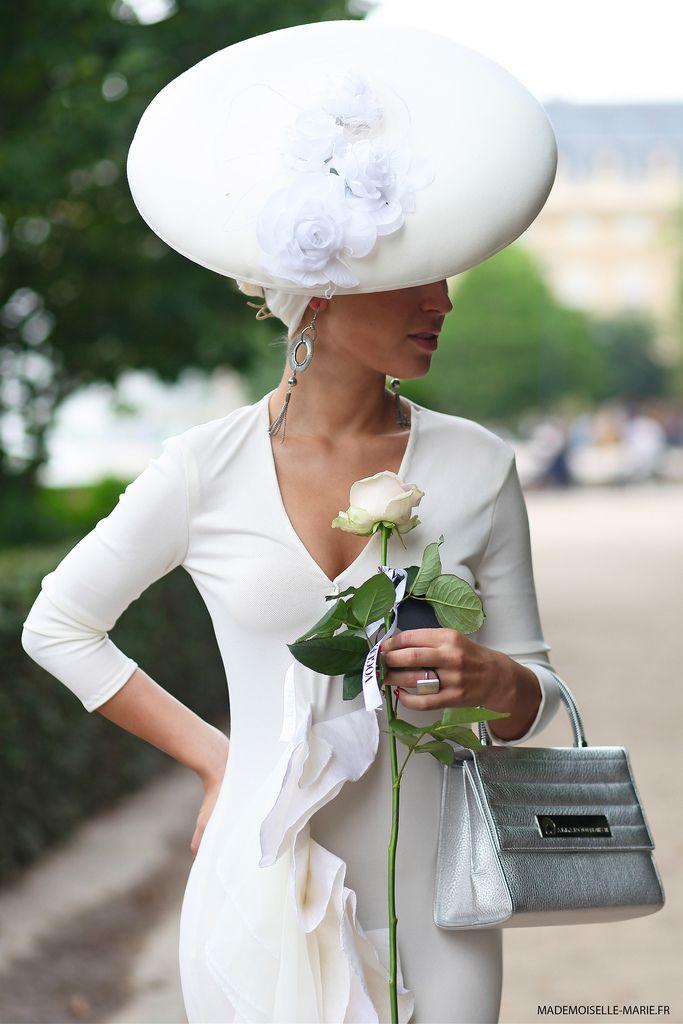 Eva Ana Kazic at Paris Fashion Week Haute Couture