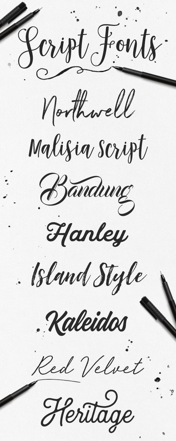 Pin By Sara Harvey On Design Tools Tattoo Fonts Script Fonts Lettering