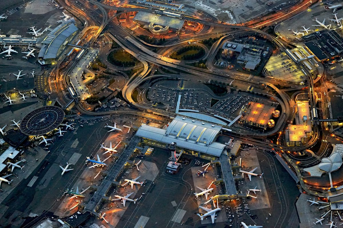 Proof That The Airport Is A Really Beautiful Place International Airport Airport Design Airport