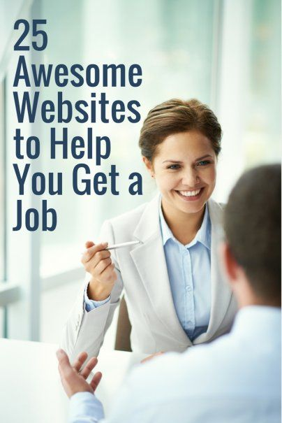 25 Awesome Websites to Help You Get a Job Best Career Advice - resume help websites
