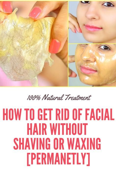 What Is The Best Way To Remove Facial Hair: Let's Unveil Some Of The Best Facial Hair Removal Home