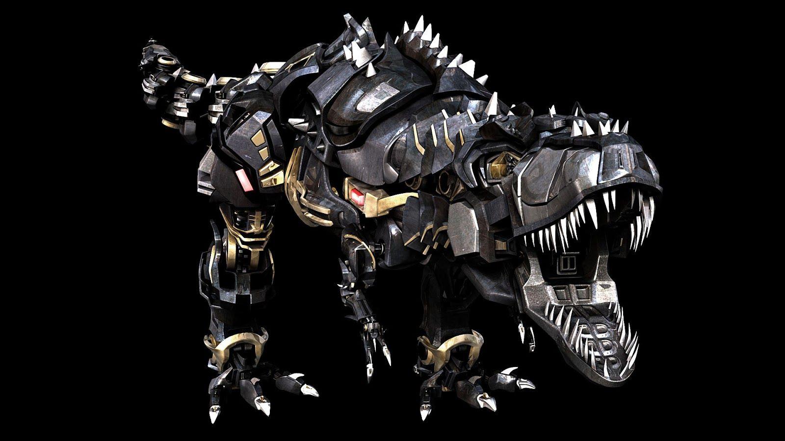 Transformers Fan Made Grimlock 3D Puter Model 이미지 ¬•¨