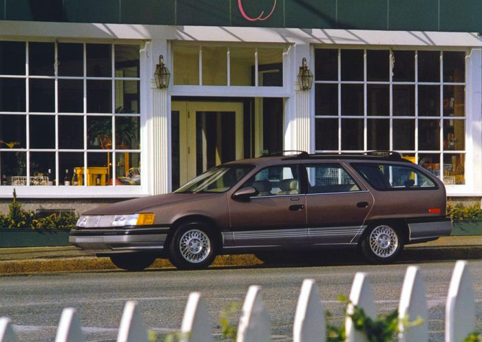 Class Of 1987 Mercury Duality Of Wagons Edition Hemmings Daily Station Wagon Mercury Sable Wagons