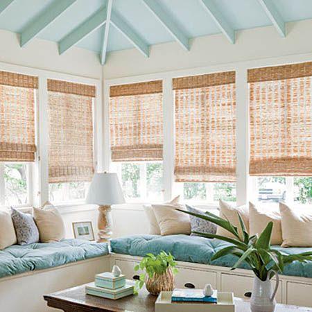 Window Seating Ideas | Modern Interior Decorating, 25 Ideas For Cozy Room  Corner Decorating Sunroom