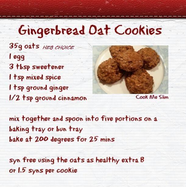 slimming cookies