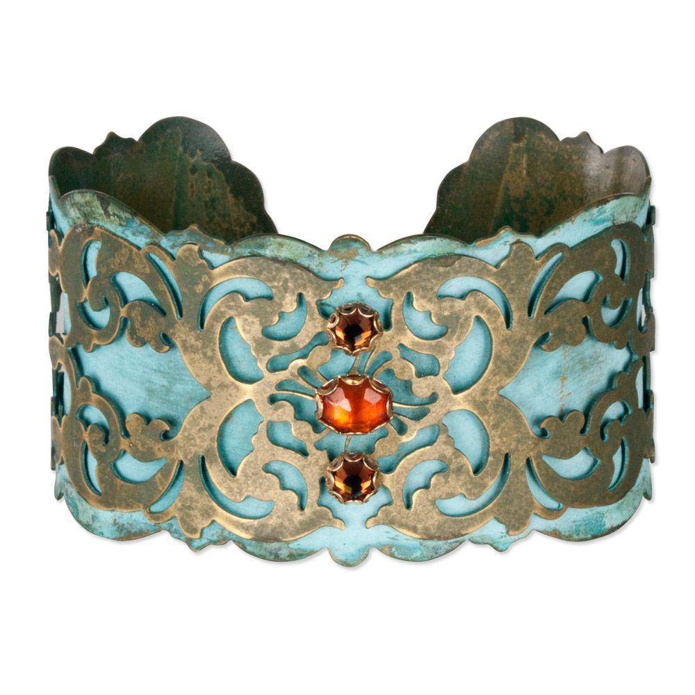 Holly Yashi Aziza Cuff Bracelet